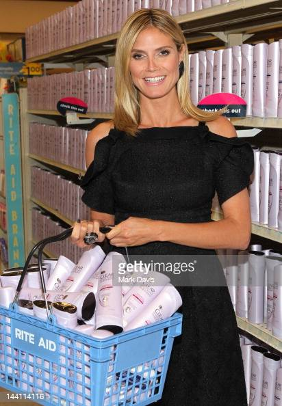 Heidi Klum makes a 'beauty run' for her new favorite line CLEAR SCALP HAIR BEAUTY THERAPY shampoos and conditioners they are designed to give you...