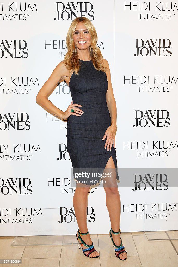 <a gi-track='captionPersonalityLinkClicked' href=/galleries/search?phrase=Heidi+Klum&family=editorial&specificpeople=178954 ng-click='$event.stopPropagation()'>Heidi Klum</a> poses at a <a gi-track='captionPersonalityLinkClicked' href=/galleries/search?phrase=Heidi+Klum&family=editorial&specificpeople=178954 ng-click='$event.stopPropagation()'>Heidi Klum</a> Intimates Breakfast on January 28, 2016 in Sydney, Australia.