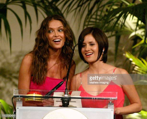 Heidi Mueller and Silvana Arias during 31st Annual Daytime Emmy Awards Creative Arts Presentation Show at Grand Ballroom at Hollywood and Highland in...