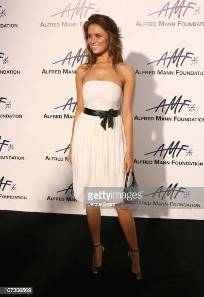 Heidi Mueller during 3rd Annual Alfred Mann Foundation Innovation and Inspiration Gala Honoring Richard and Nancy Riordan at Mann Estate in Beverly...