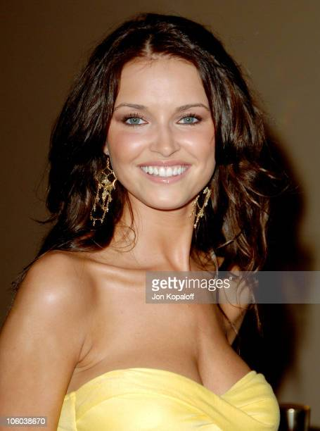 Heidi Mueller during NBC 2006 Summer AllStar Party at Ritz Carlton Hotel in Pasadena California United States
