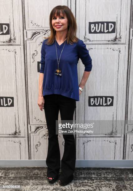 Heidi Murkoff attends Build Series to discuss #BumpDay at Build Studio on September 12 2017 in New York City