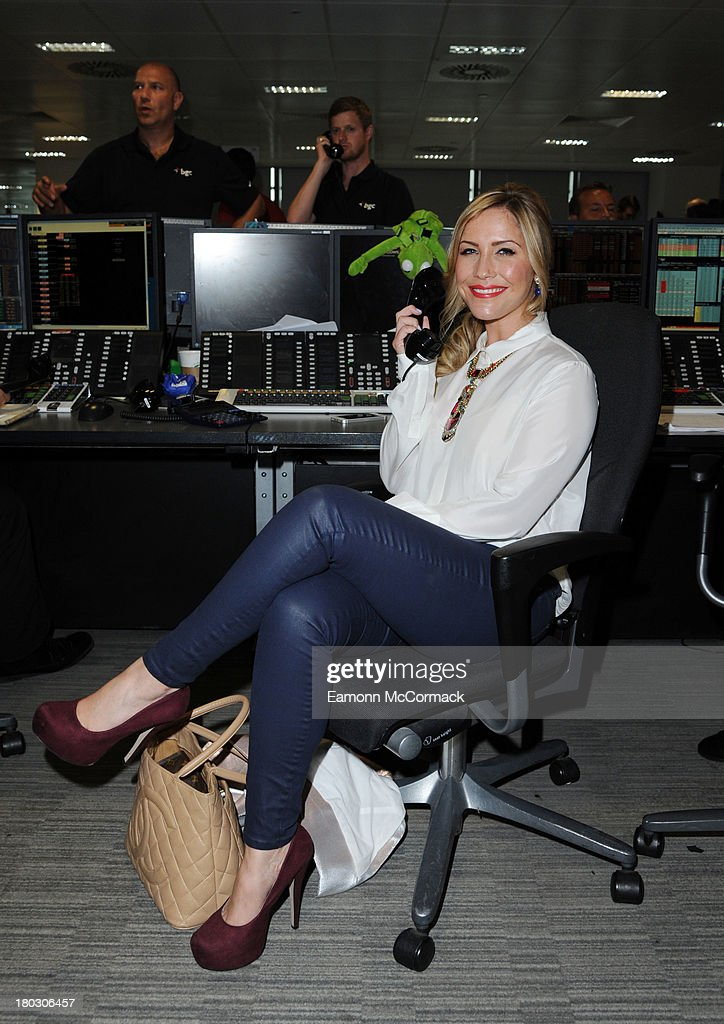 <a gi-track='captionPersonalityLinkClicked' href=/galleries/search?phrase=Heidi+Range&family=editorial&specificpeople=208992 ng-click='$event.stopPropagation()'>Heidi Range</a> attends the BGC Partners charity day at Canary Wharf on September 11, 2013 in London, England.