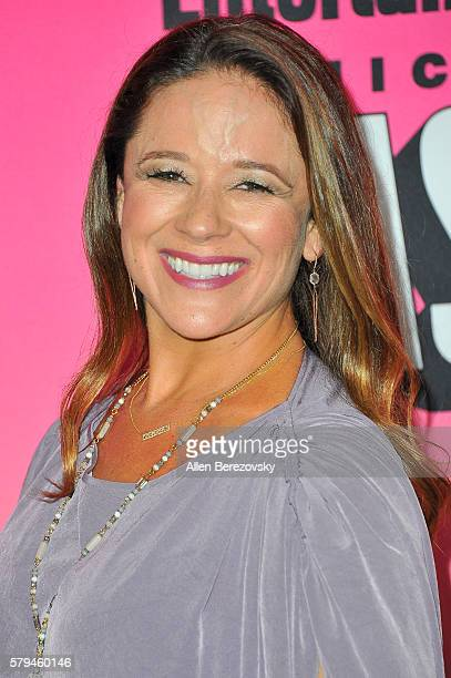 Heidi Roddenberry attends Entertainment Weekly's Annual ComicCon Party 2016 at Float at Hard Rock Hotel San Diego on July 23 2016 in San Diego...