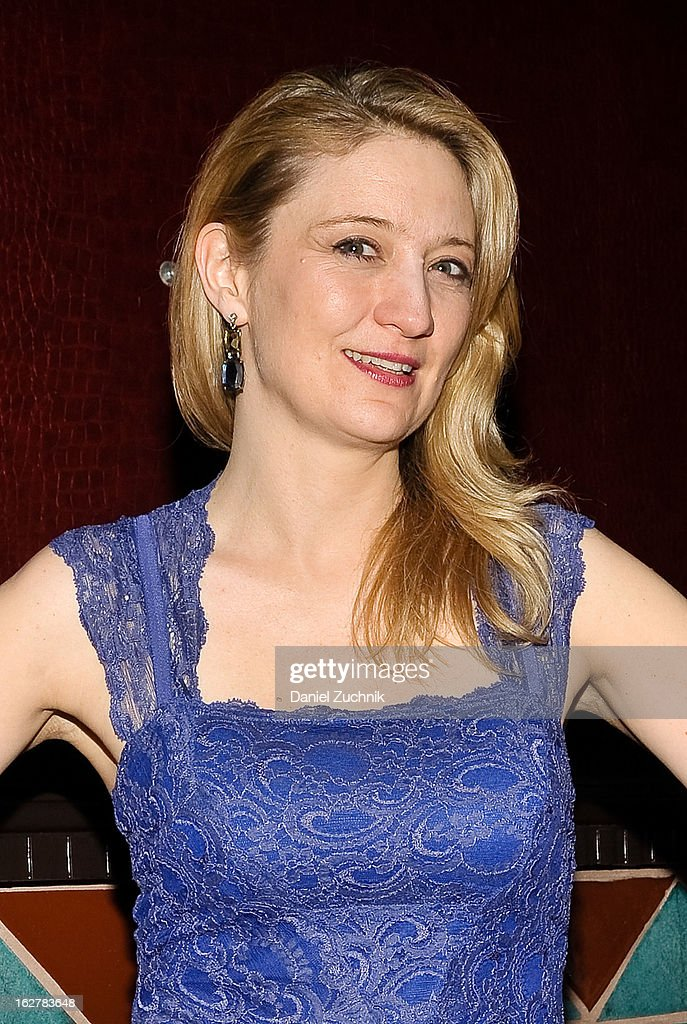 Heidi Schreck attends 'The Madrid' opening night party at Red Eye Grill on February 26, 2013 in New York City.