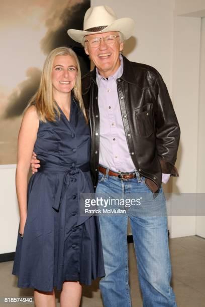 Heidi Zuckerman Jacobson and Allen Questrom attend previewCRUSH 2010 for the ASPEN ART MUSEUM at Baldwin Gallery on August 5 2010 in Aspen CO