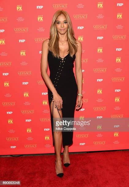 Heidy De la Rosa attends 'The Assassination Of Gianni Versace American Crime Story' New York Screening at Metrograph on December 11 2017 in New York...