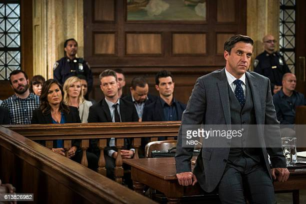 UNIT 'Heightened Emotions' Episode 1805 Pictured Raúl Esparza as Rafael Barba