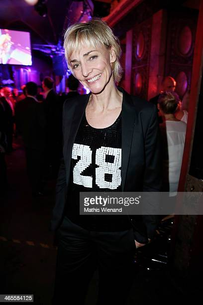 Heike Drechsler attends the Lambertz Monday Night at Alter Wartesaal on January 27 2014 in Cologne Germany
