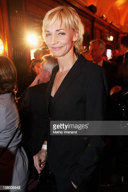Heike Drechsler attends the 'Lambertz Monday Night' on January 30 2012 in Cologne Germany