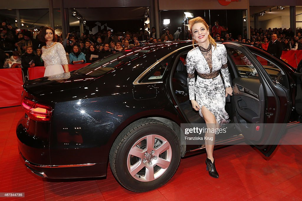 'The Grand Budapest Hotel' Premiere - Audi At The 64th Berlinale International Film Festival