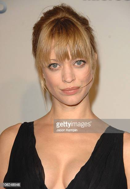 Heike Makatsch during The 34th International Emmy Awards Gala Arrivals November 20 2006 at The New York Hilton in New York City New York United States