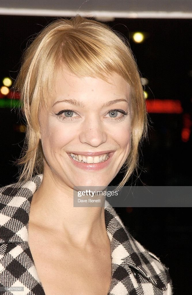 Heike Makatsch, Sylvia Movie Screening Starring Gwyneth Paltrow At The Closing Gala Of The London Film Festival, At The Odeon, Leicester Square, London