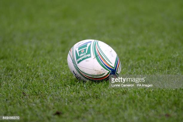 Heineken Cup matchball