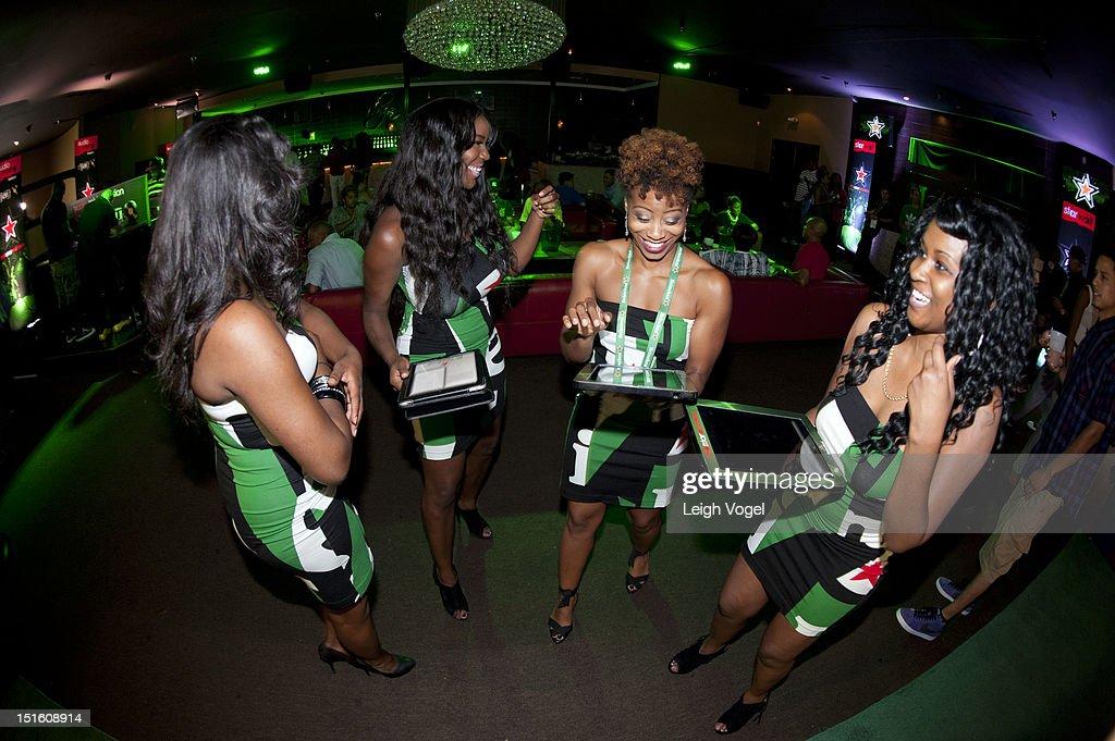 Heineken Red Star Access D.C. Featuring Rev. Run, B.o.B. and DJ Ruckus on September 8, 2012 in Washington City.