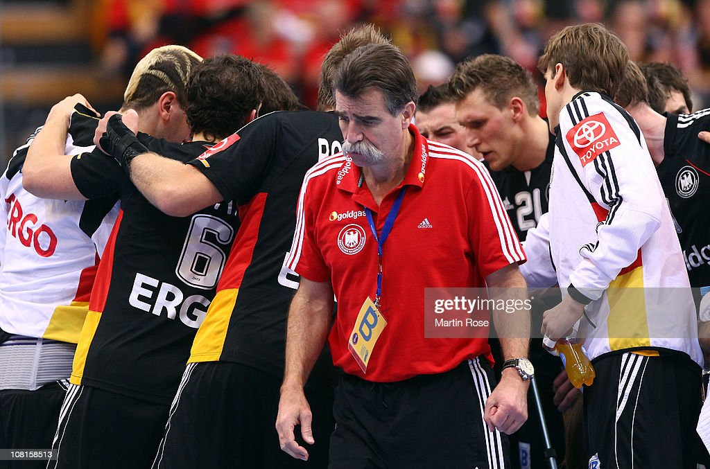 Germany v France - Men's Handball World Championship