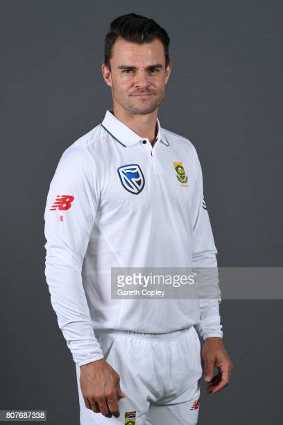 Heino Kuhn of South Africa poses for a portrait at Lord's Cricket Ground on July 4 2017 in London England