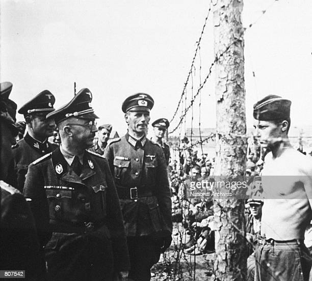 Heinrich Himmler Stock Photos And Pictures