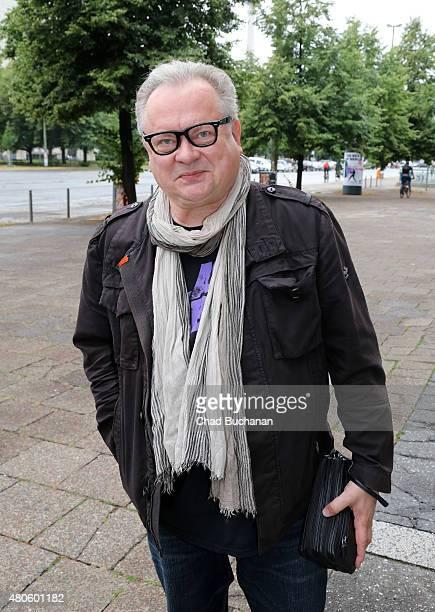 Heinz Rudolf Kunze attends the German premiere of the film 'Heil' at Kino International on July 13 2015 in Berlin Germany
