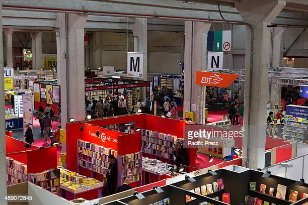 Held annually in midMay the Turin International Book Fair is Italy's largest trade fair for books Founded in 1988 as Book showroom it is the largest...