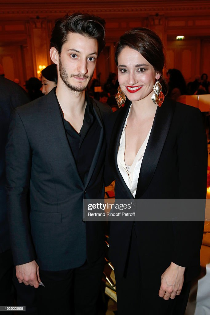 'Diner Des Producteurs' - Producer's Dinner - Cesar 2015 At Hotel Georges V In Paris