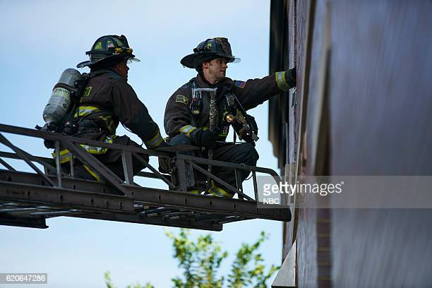 FIRE 'I Held Her Hand' Episode 505 Pictured Jesse Spencer as Matthew Casey