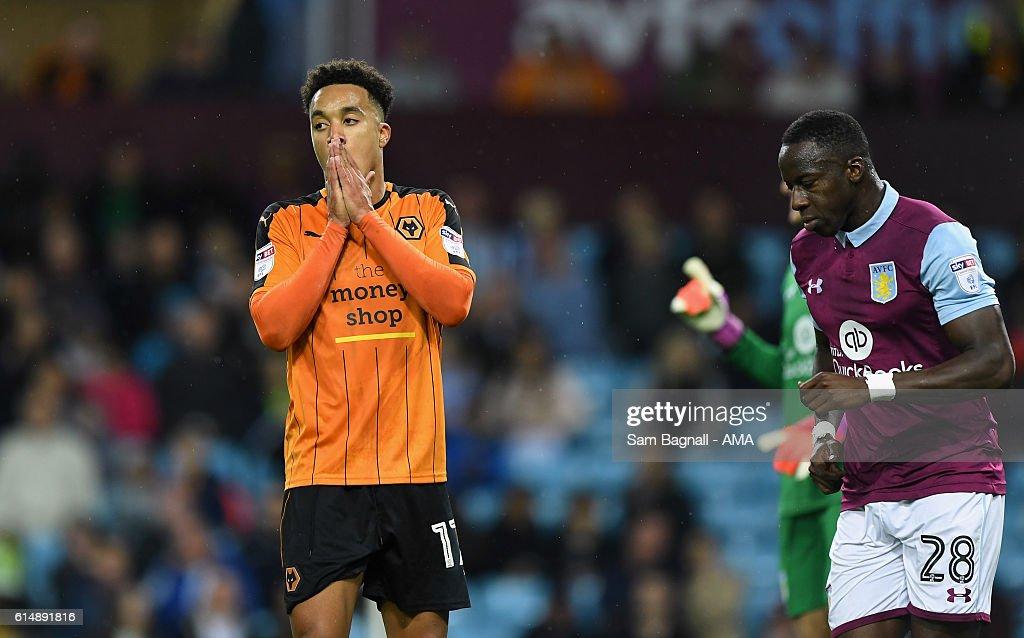 Aston Villa v Wolverhampton Wanderers - Sky Bet Championship