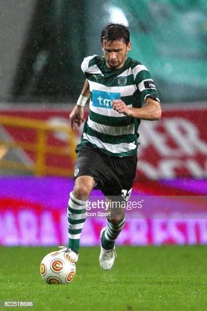 Helder Postiga Sporting Portugal / Maritimo 9e journee du Championnat Portugal