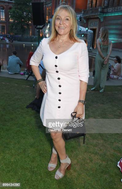Helen Fielding attends the 2017 annual VA Summer Party in partnership with Harrods at the Victoria and Albert Museum on June 21 2017 in London England
