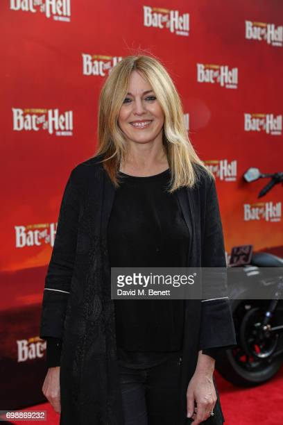 Helen Fospero attends the press night performance of 'Bat Out Of Hell The Musical' at The London Coliseum on June 20 2017 in London England