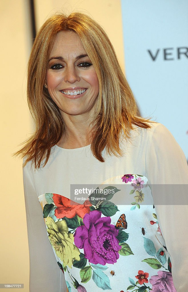 Helen Fospero attends the UK Film Premiere of 'The Double' on December 17, 2012 in London, England.