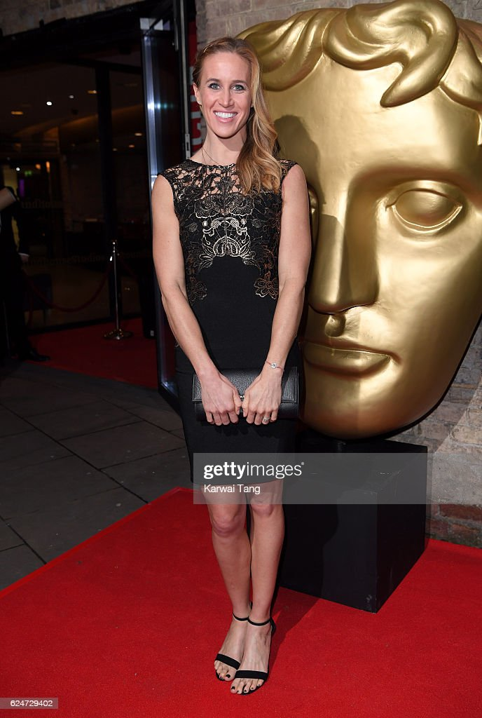 Helen Glover attends the BAFTA Children's Awards at The Roundhouse on November 20, 2016 in London, England.