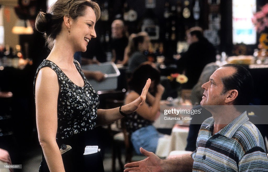 Image result for helen hunt as good as it gets waitress