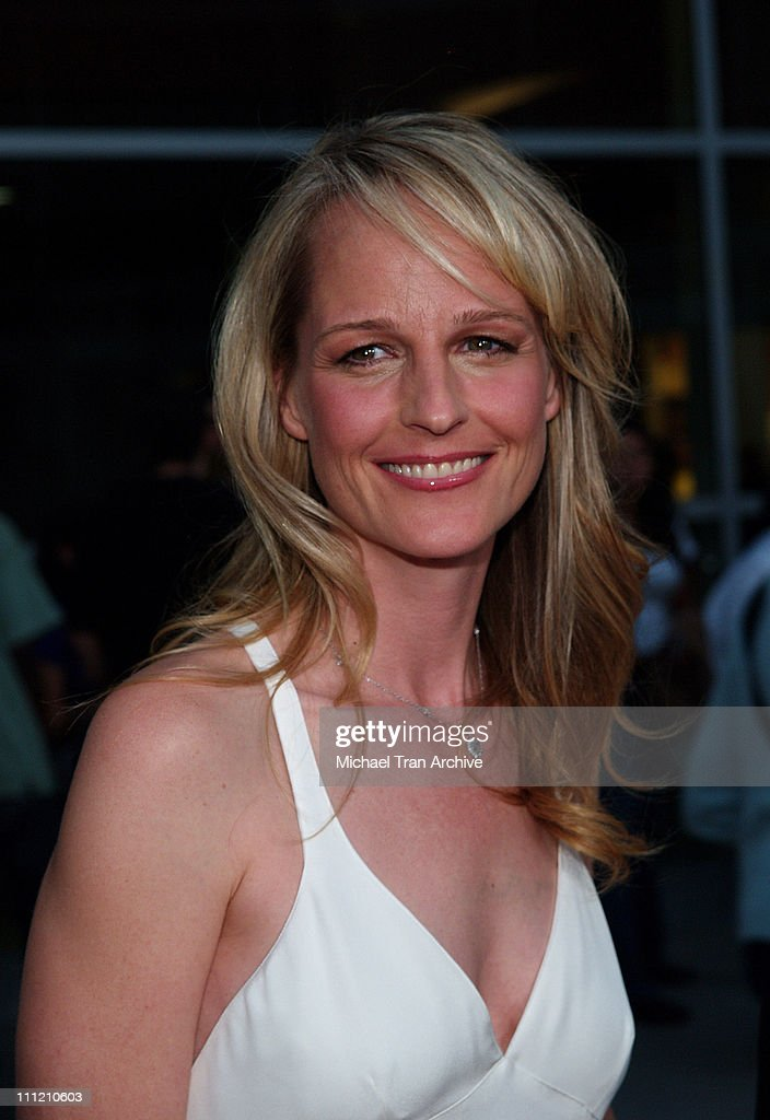 Helen Hunt during 'The Thing About My Folks' Los Angeles Premiere Arrivals at ArcLight Theaters in Los Angeles California United States