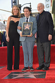 Gustavo Dudamel Honored With Star On The Hollywood Walk...