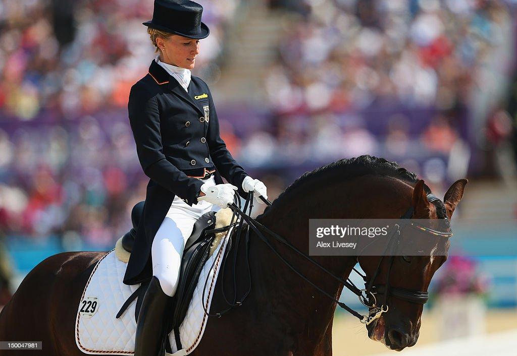 Olympics Day 13 - Equestrian
