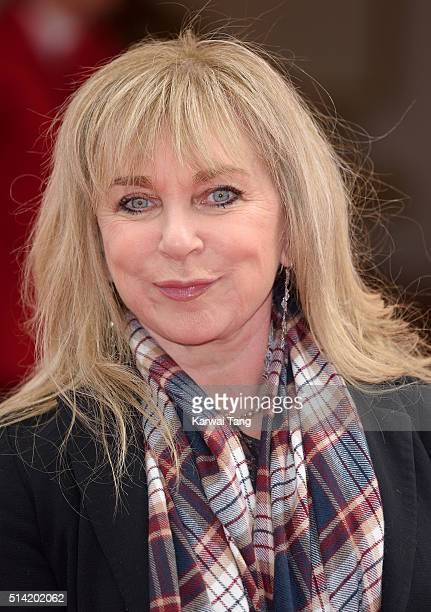 Helen Lederer arrives for the Prince's Trust and Samsung Celebrate Success Awards at the London Palladium on March 7 2016 in London England