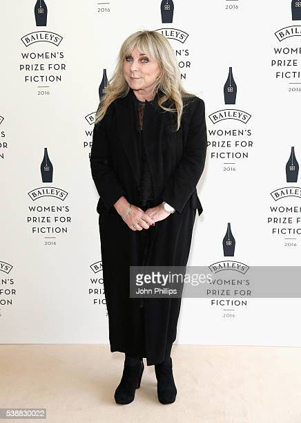 Helen Lederer arrives to celebrate the 2016 Baileys Women's Prize for Fiction at the Royal Festival Hall on June 8 2016 in London England