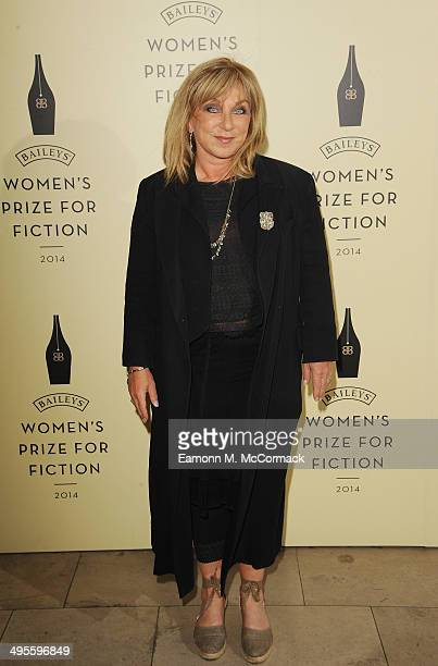 Helen Lederer arriving at the 2014 Baileys Women's Prize for Fiction Winner's Announcement Ceremony at the Royal Festival Hall on June 4 2014 in...