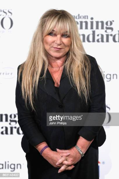 Helen Lederer attends London Evening Standard's Progress 1000 London's Most Influential People event at on October 19 2017 in London England