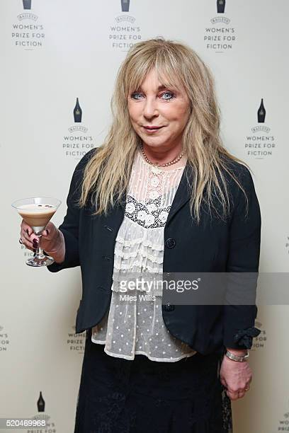 Helen Lederer attends the Baileys Women's Prize for Fiction 2016 Shortlist at Royal Festival Hall Southbank Centre on April 11 2016 in London England