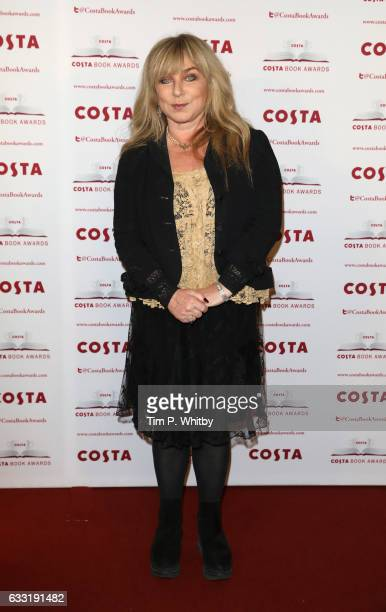 Helen Lederer attends the Costa Book Of The Year Award 2016 at Quaglino's on January 31 2017 in London United Kingdom