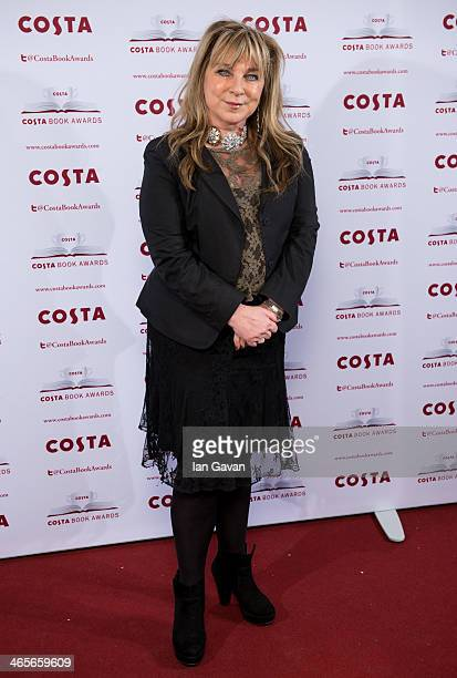 Helen Lederer attends the Costa Book of the Year awards at Quaglino's on January 28 2014 in London England