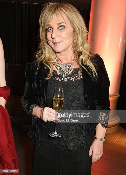 Helen Lederer attends the Costa Book Of The Year Awards at Quaglino's on January 26 2016 in London England