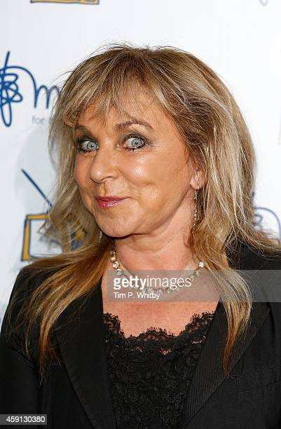 Helen Lederer attends the MIND Media Awards at BFI Southbank on November 17 2014 in London England