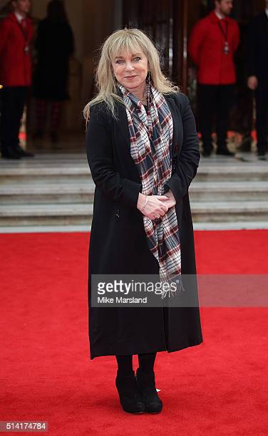 Helen Lederer attends The Prince's Trust Celebrate Success Awards at London Palladium on March 7 2016 in London England