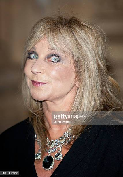 Helen Lederer attends the Princes' Trust Comedy Gala at Royal Albert Hall on November 28 2012 in London England