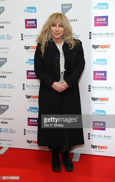 Helen Lederer attends The Writers' Guild Awards at Royal College Of Physicians on January 23 2017 in London England