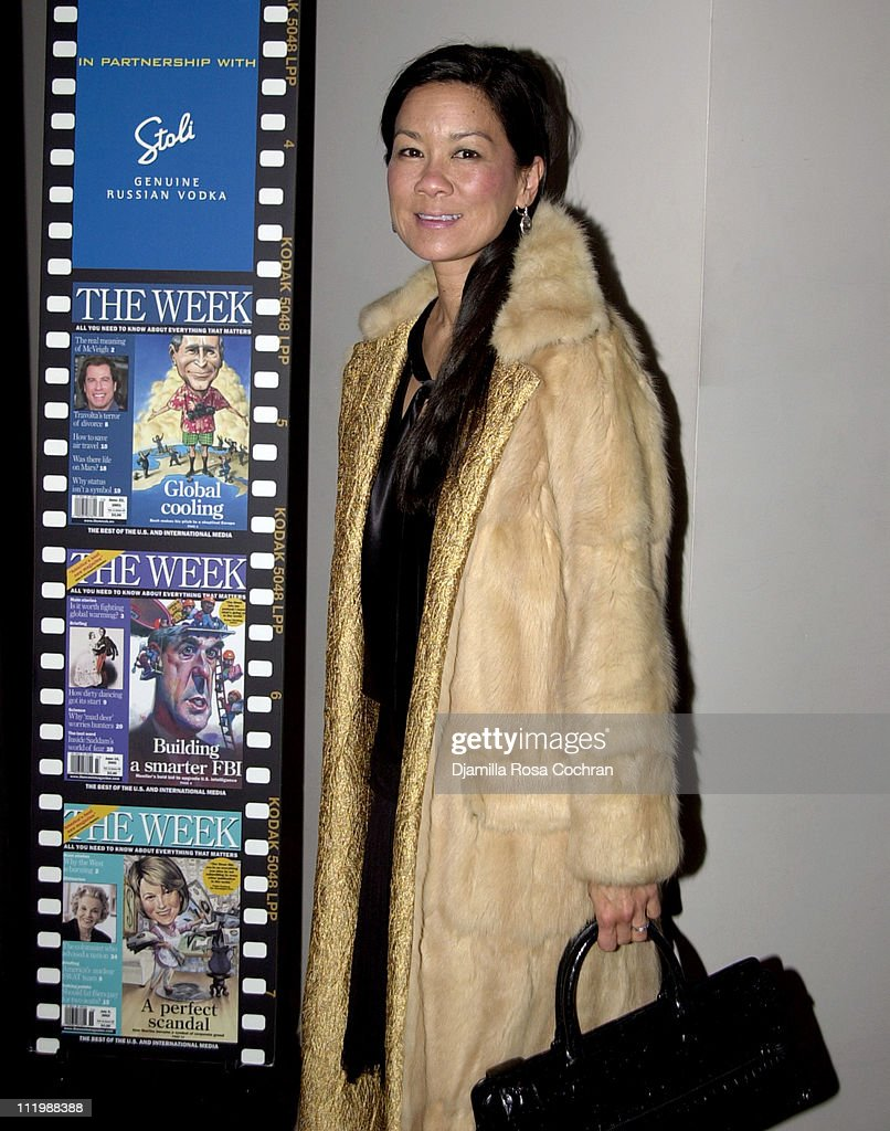 Helen Lee Schifter during The Week presents the Grand Classics screening of 'Darling' hosted by Sofia Coppola at Soho House in New York City New York...