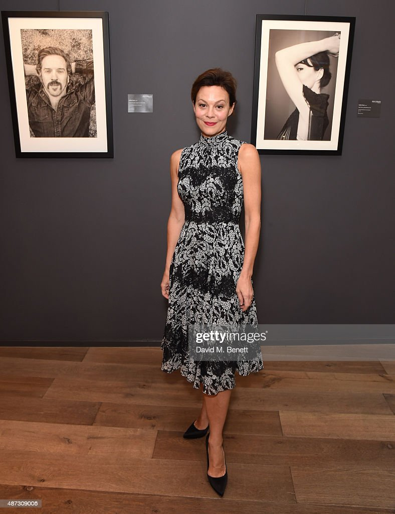 <a gi-track='captionPersonalityLinkClicked' href=/galleries/search?phrase=Helen+McCrory&family=editorial&specificpeople=214616 ng-click='$event.stopPropagation()'>Helen McCrory</a> attends at private view of the Iconic Print Collaboration at Alon Zakaim Fine Art on September 8, 2015 in London, England.